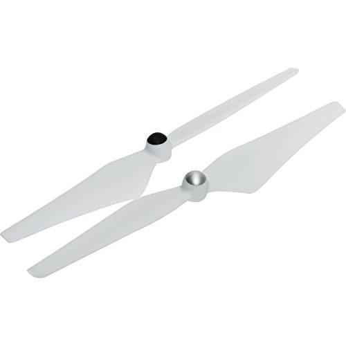 DJI CP.PT.000128 9450 Self-Tightening Propeller Set for Phantom 2/2 Vision+ (White) ()