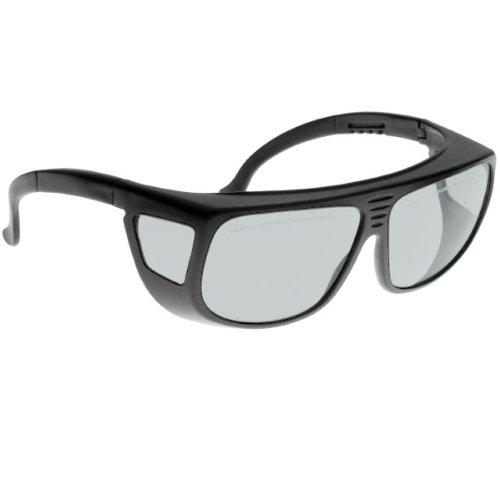 Noir Spectra Shields Medium Adjustable-Fitover 58 Percent Light - Macular Sunglasses Degeneration For