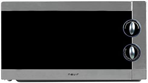 Nevir MICROONDAS NVR-6330MS INOX 700W: Amazon.es: Hogar