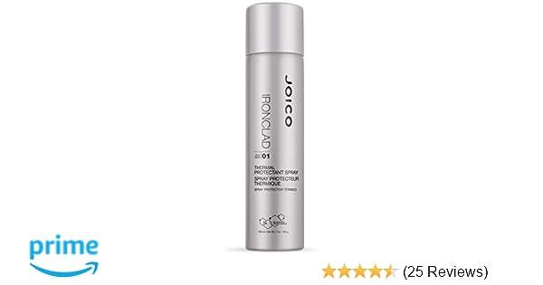 Amazon.com : Joico IRONCLAD Thermal Protectant Hair Spray, 7 Ounce : Beauty