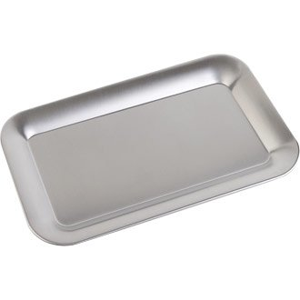 Nextday Catering u261 rectangular Bandeja, acero inoxidable ...