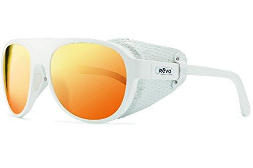 Revo Traverse 57mm High Contrast Polarized Serilium 6-Base Lens Technology Sunglasses, part of the Serilium - Pair Sunglasses Buy A Donate Pair A