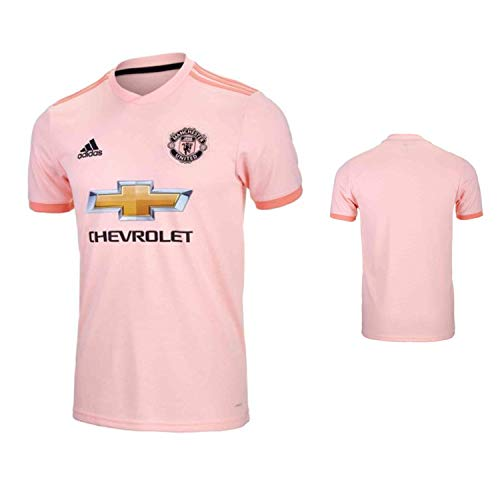 adidas World Cup Soccer Manchester United Soccer Youth Manchester United FC  Away Jersey 9d5a64c5a