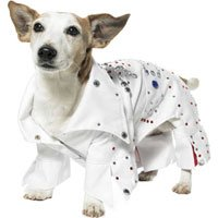 Rock Star Costumes For Dogs (Leg Avenue Rock Star Rhinestone Jumpsuit - X-Large)