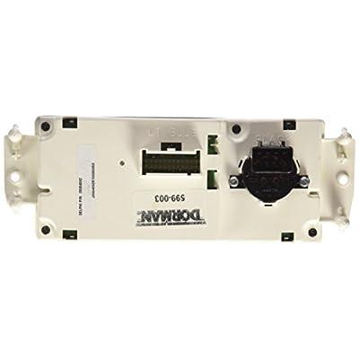 Dorman 599-003 Climate Control Module: Automotive