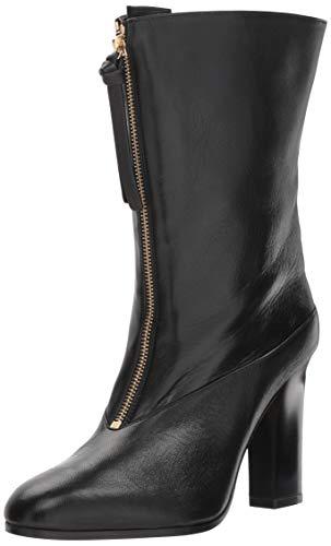 Stuart Weitzman Women's Jett Boots, Bridle, Tan, 5 Medium US