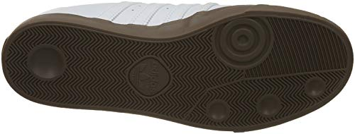 Gum5 adidas Homme Noir Basses Blanc Seeley Ftwbla Dormet Baskets 000 rqH1t8wr