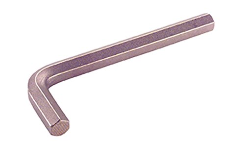 Ampco Safety Tools WH-27MM Hex Key Wrench, Non-Sparking, ...