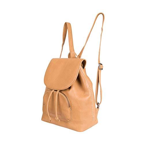 Port Marron Bretelles En À Pour Main 2071 Cowboysbag Dos Sac caramel Femme vwcq7f6Ug6