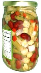 Jake & Amos Four Bean Salad, 16 Ounce - 3 Pack by Jake & Amos