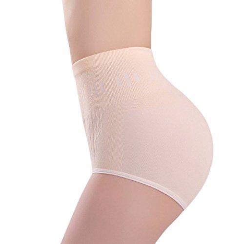 Femme Taille Pantalons Contr Sexy Courts Shorties MEIbax Body Model le Slips Ventre Haute Skin Minceur Femme Wq07XnnfFt