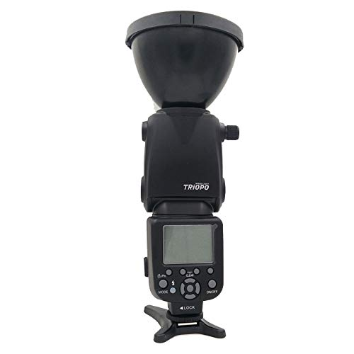 Triopo TR-180フラッシュスピードライト対応ニコンDSLRカメラ, (SKU : S-DCA-0426B)   B07N2KNVJ9