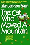 The Cat Who Moved a Mountain (Thorndike Press Large Print Paperback Series)