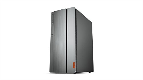 Lenovo Ideacentre 720 18L Gaming PC Desktop Computer(Intel Core i7-7700, 12GB DDR4, 128GB SSD, 1 TB HDD, Nvidia GeForce GTX 1050Ti, Windows 10 Home), 90H00006US