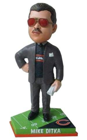 Chicago Bears Mike Ditka Sports Bobble Head