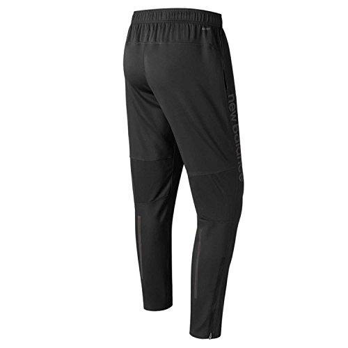 New Balance Mens Gazelle Pant, black, Medium by New Balance (Image #1)