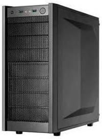 Antec OneブラックGamer ATX Midタワー/コンピュータケースwith 3 / 0 / (5 ) ベイUSBオーディオ