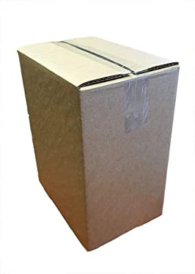 6 cajas de almacenamiento para botellas de vino y cerveza, caja de envío, protección para el cuello, doble pared, cartón para envío, paquete de 10 cajas: Amazon.es: Hogar