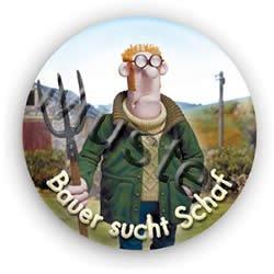 Amazon De Shaun Das Schaf Button Bauer Sucht Schaf