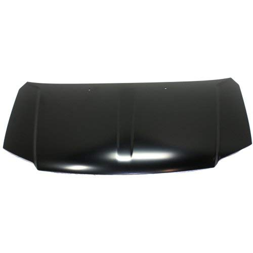 Hood Compatible with Chrysler Town and Country 2011-2016/Grand Caravan 2011-2019 Steel