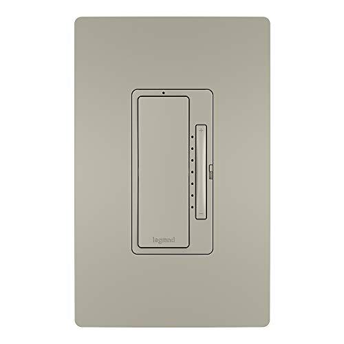 Legrand - Pass & Seymour Radiant Smart WWRL50NI Tru-Universal Wi-Fi Enabled Dimmer, ()