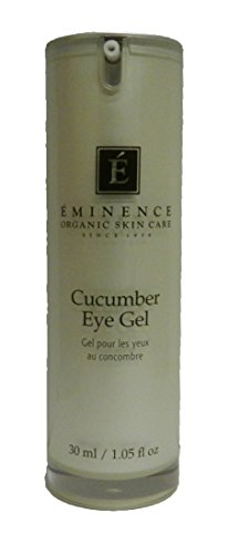 Eminence Organic Cucumber Eye Gel, 1.05 Ounce