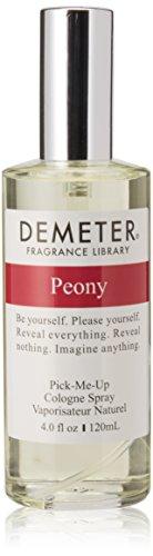 Demeter Unisex Cologne Spray, Peony, 4 Ounce - Peony Body Spray
