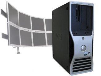 Dell Precision T5400 NVIDIA NVS420 Graphics Drivers PC