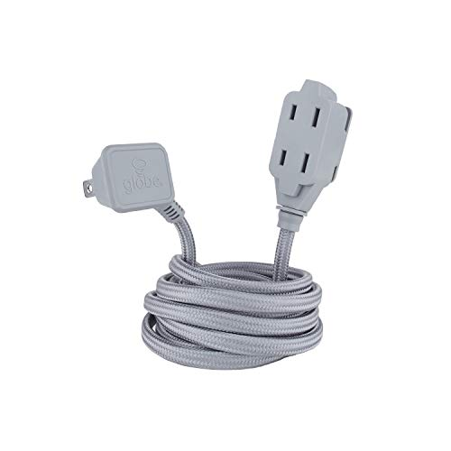 gray extension cord - 1