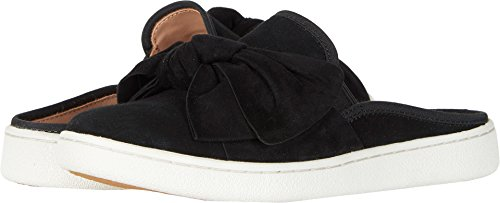 Bow Clog (UGG Womens Luci Bow Black 8.5 B - Medium)