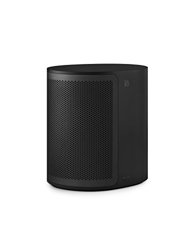 Outdoor Speakers Clarity (Bang & Olufsen Beoplay M3 Compact and Powerful Wireless Speaker - Black (1200317))