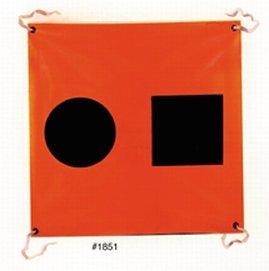 Jim-Buoy 1851 S.O.S. Flag