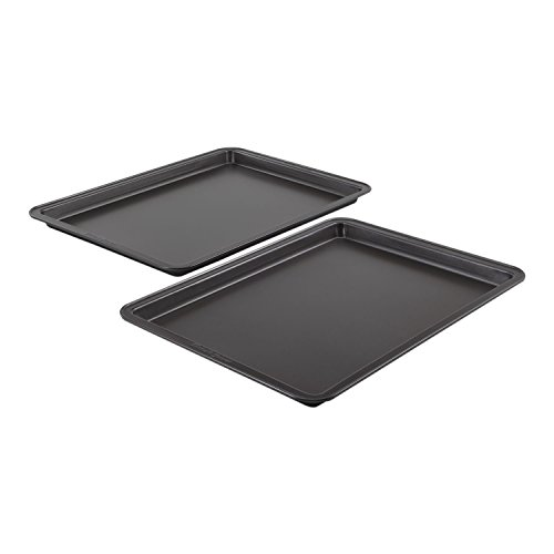 - Baker's Secret 2-pc Small Cookie Sheet Value Pack