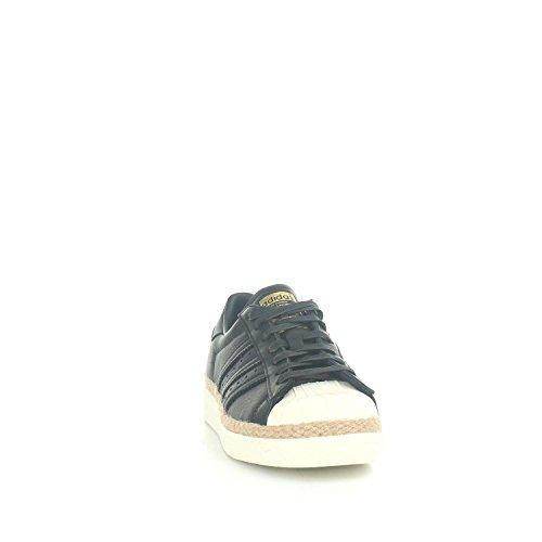 Adidas White '80 Originals off Black Superstar anni Black Bold W New core Core rSrn1qpwR