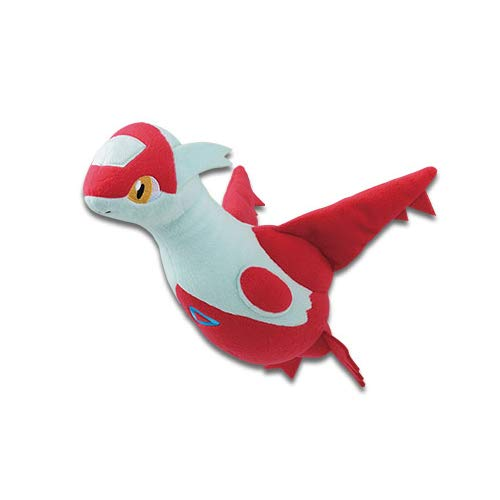 "Pokemon Legendary Focus Latias 13"" Character Big DX Plush Soft Toy Animal Plush Toy Soft Stuffed Doll"