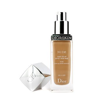 Christian Dior Concealer - Christian Dior Nude Skin-Glowing Makeup SPF 15, # 030 Medium Beige, 1 Ounce