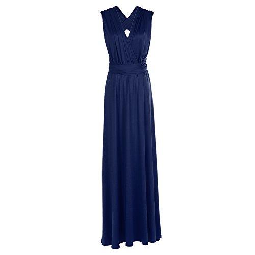 Elegant Halter Style Dress - 6