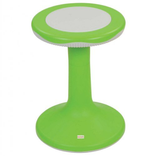 Kaplan Early Learning Company 18'' K'Motion Stool - Green by Kaplan Early Learning Company