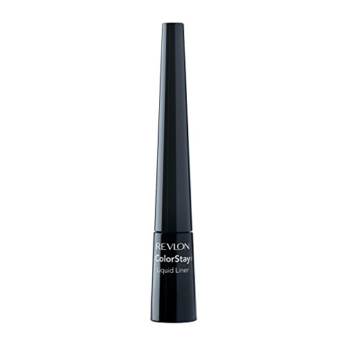 (Revlon Colorstay Liquid Eyeliner Unisex, No.251 Blackest Black, 0.08 Ounce)