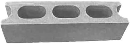 スチロールブロックスリム グレー W390×H95×D100
