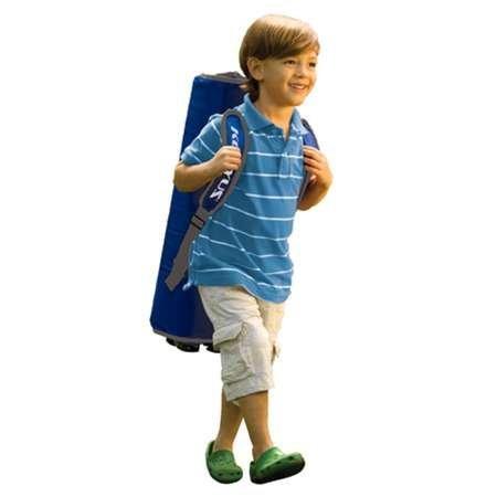 Brilliant Kelsyus Kids Original Canopy Folding Backpack Lounge Chair Customarchery Wood Chair Design Ideas Customarcherynet