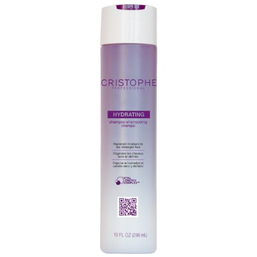 Cristophe Professional Hydrating Shampoo, 10 Ounce (Christophe Shampoo)