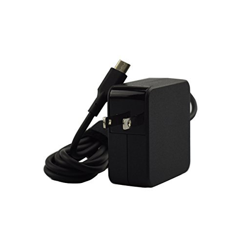 65W Type C AC Charger Power Supply Adapter Cord for Dell Latitude 12 5289 2-in-1 Laptop
