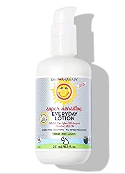 California Baby Super Sensitive Everyday Lotion