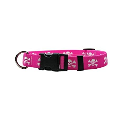 Cat 8-12 Cow Yellow Dog Design Standard Easy-Snap Collar