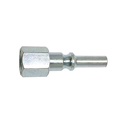 Interstate Pneumatics CPL440 1/4 Inch Lincoln Series Steel Coupler Plug 1/4 Inch Female NPT