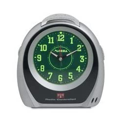 Lorell Atomic Set Alarm Desk Clock by Lorell
