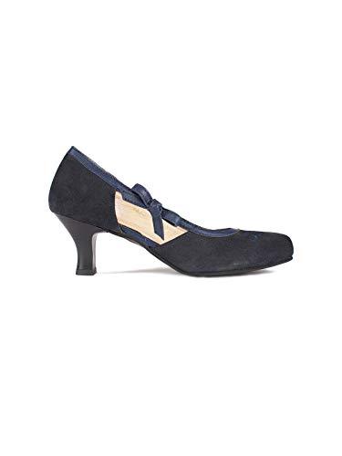 amp; Court Women's d443valeskapumpsnavy Shoes Wensky Blue Navy Spieth Az XSxnwddP