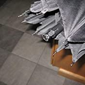 Amazon.com: Kikkerland UM01 perchero para paraguas golf, ABS ...