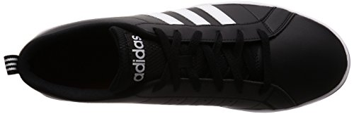 Men Core Vs Black Sneakers Low Top Pace White Footwear 0 Black Scarlet adidas Zqd4q